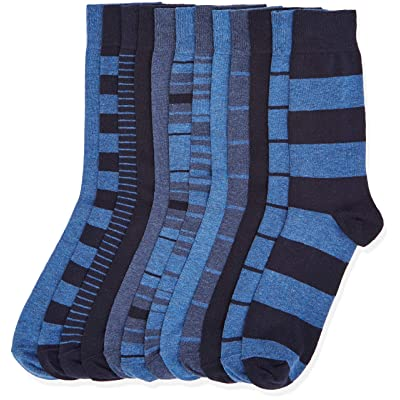 Brand - find. Men's Cotton Ankle Socks, Pack of 12: Clothing