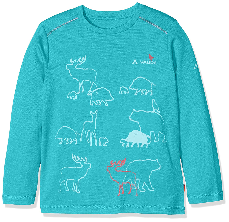 Vaude Children's Kids Zodiak Ls Shirt V T-Shirt