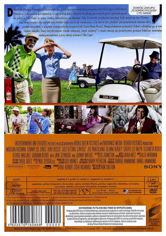 Just Getting Started DVD IMPORT No hay versión española ...