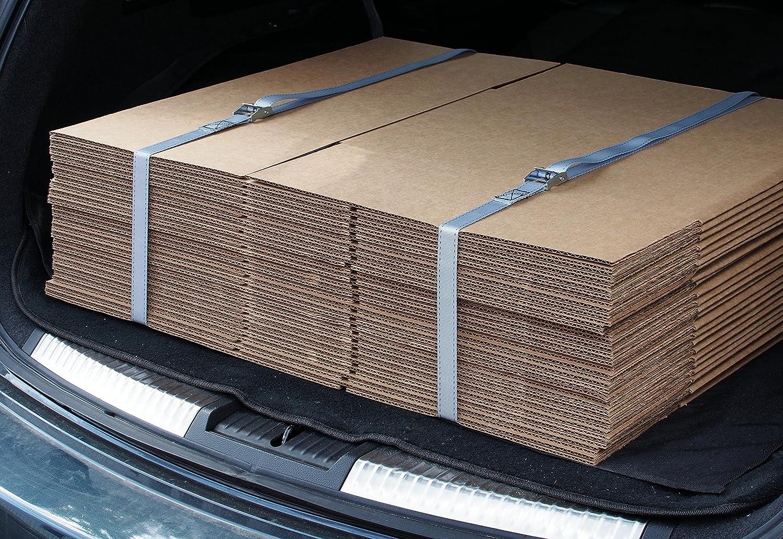2 Pack South Main Hardware 810180 12//1 Silver Lashing Strap 12/'//1 HaoPingAn