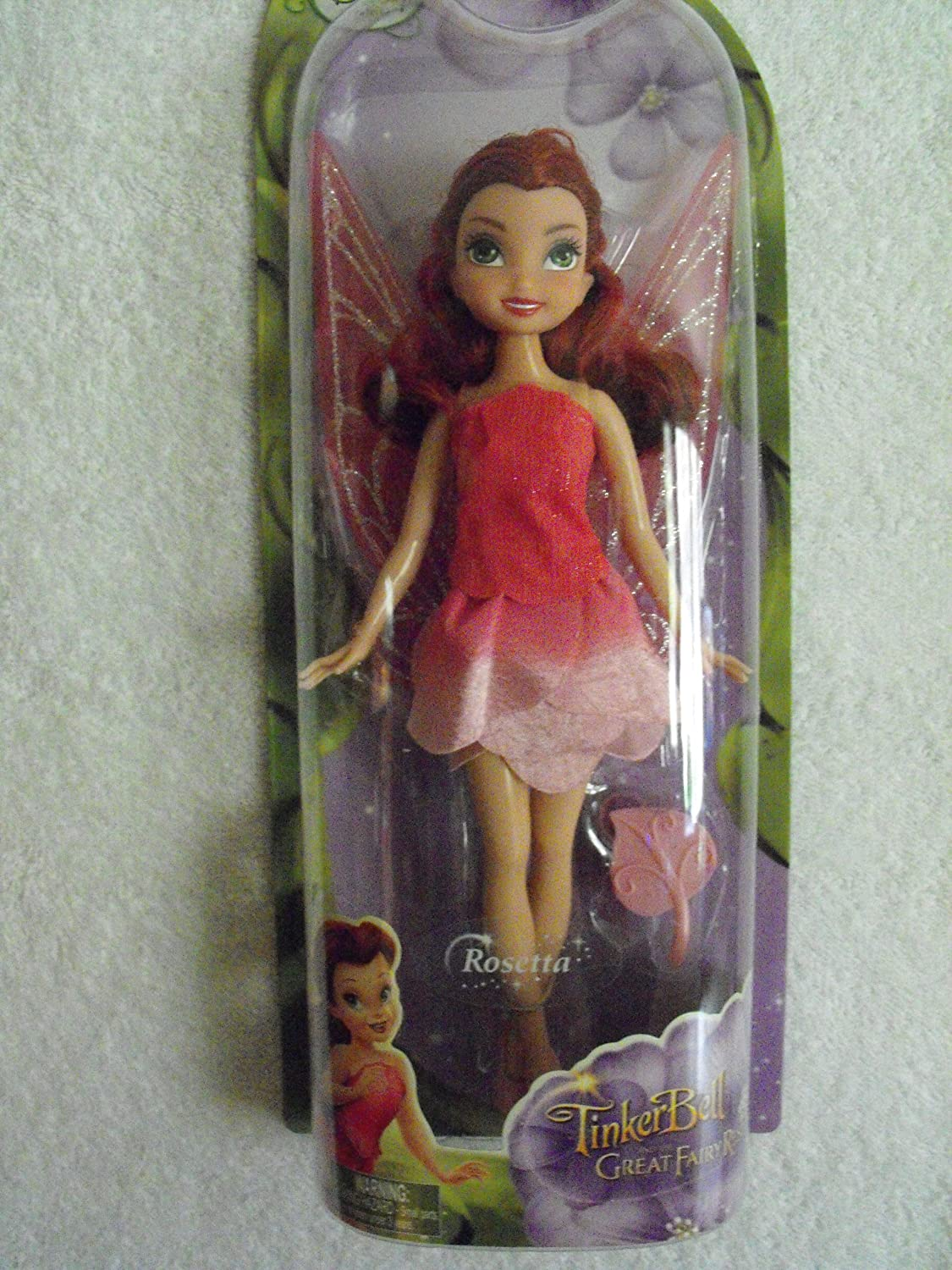 Disney Fairies Tinker Bell And The Great Fairy Rescue 9 Inch Figure Rosetta