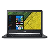 """Acer Notebook Aspire 5 A515-51G-54TL, Intel Core i5-8250U, RAM 8GB DDR4, 256 GB SSD, Scheda Grafica NVIDIA GeForce MX130 2G DDR5, Windows 10 Home, Display 15.6"""" FHD Acer ComfyView LED LCD, Nero"""