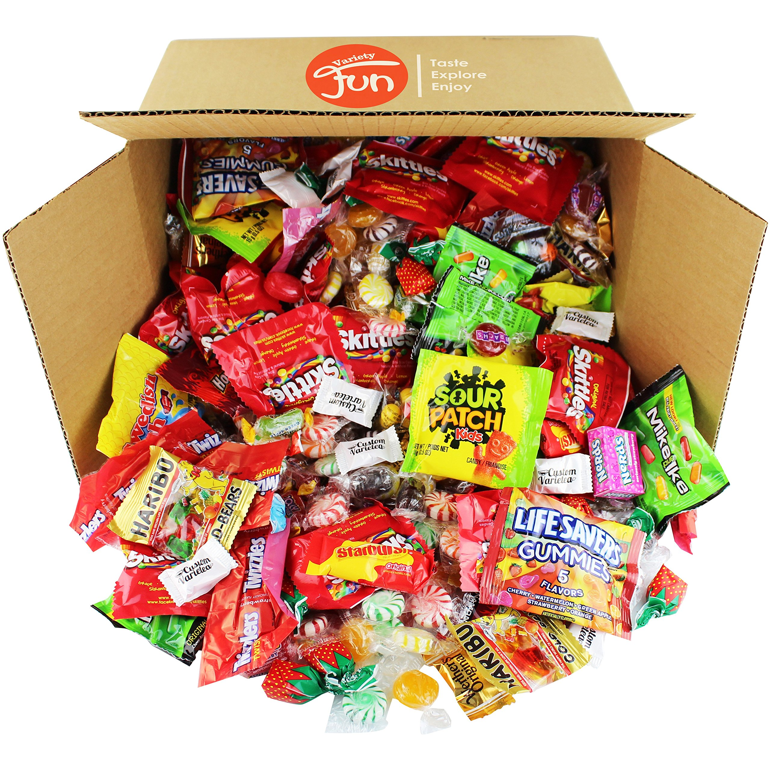 Amazon Com Bulk Candy Assortment In Gift Box Includes