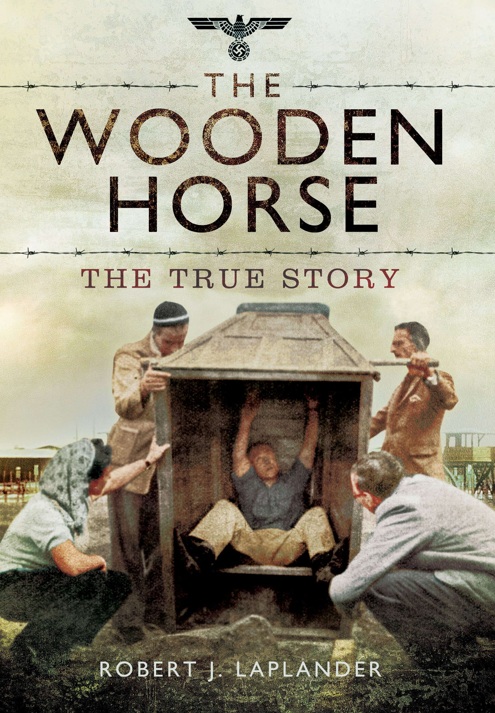 Amazoncom The True Story Of The Wooden Horse 9781783831012