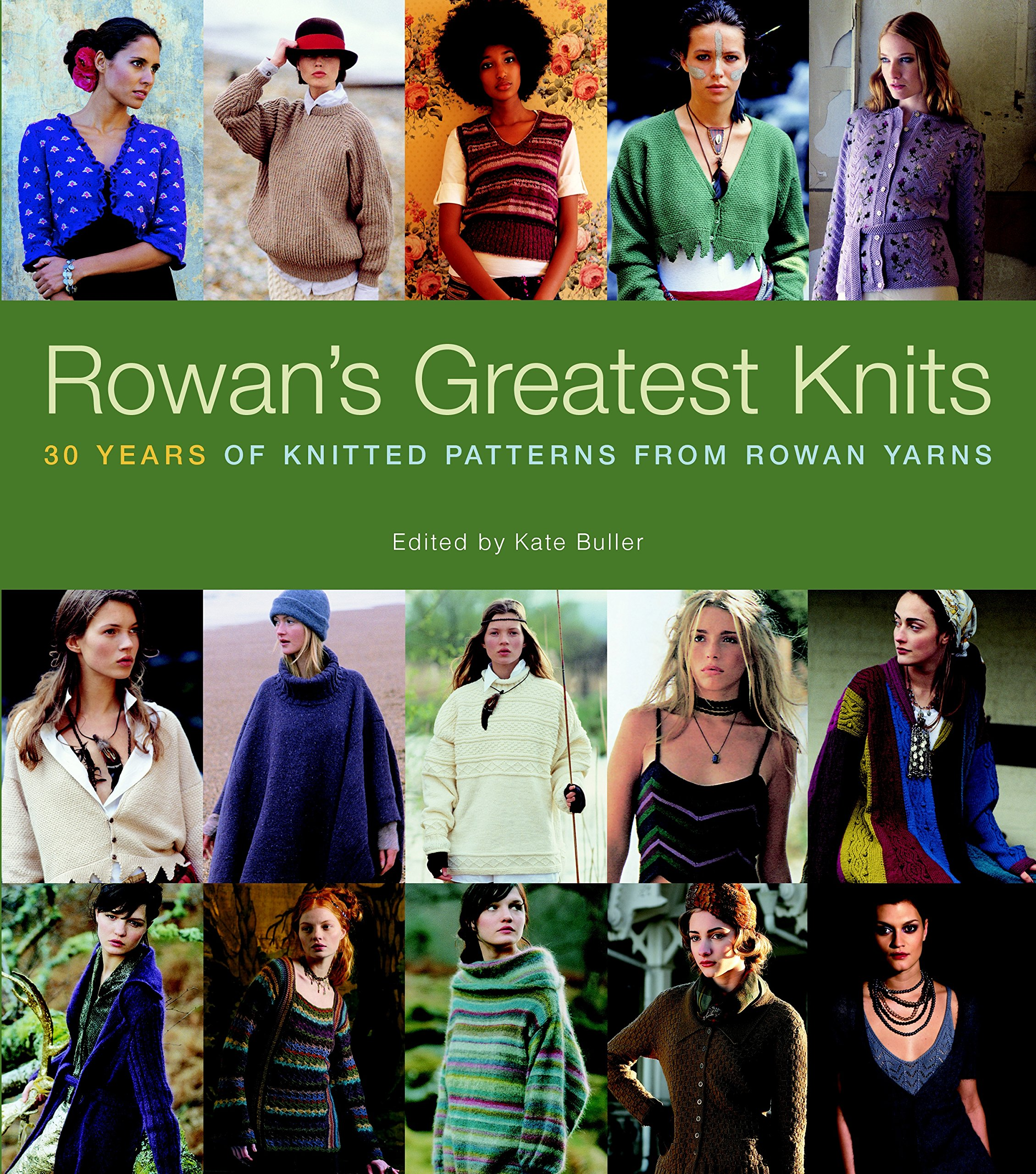 Rowan\'s Greatest Knits: 30 Years of Knitted Patterns from Rowan ...