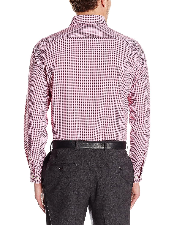 Buttoned Down Camisa de Vestir, de para Hombre Guingán Peque?o ...