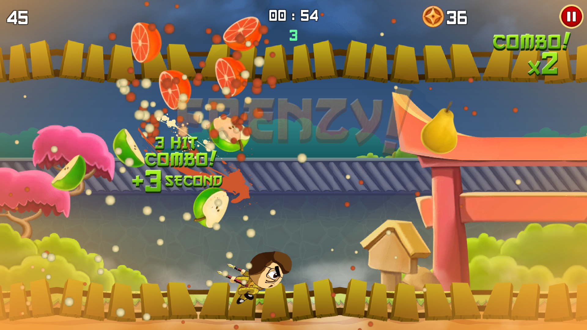 Boo Ninja Fruit: Amazon.es: Appstore para Android