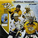 Nashville Predators 2017 Calendar