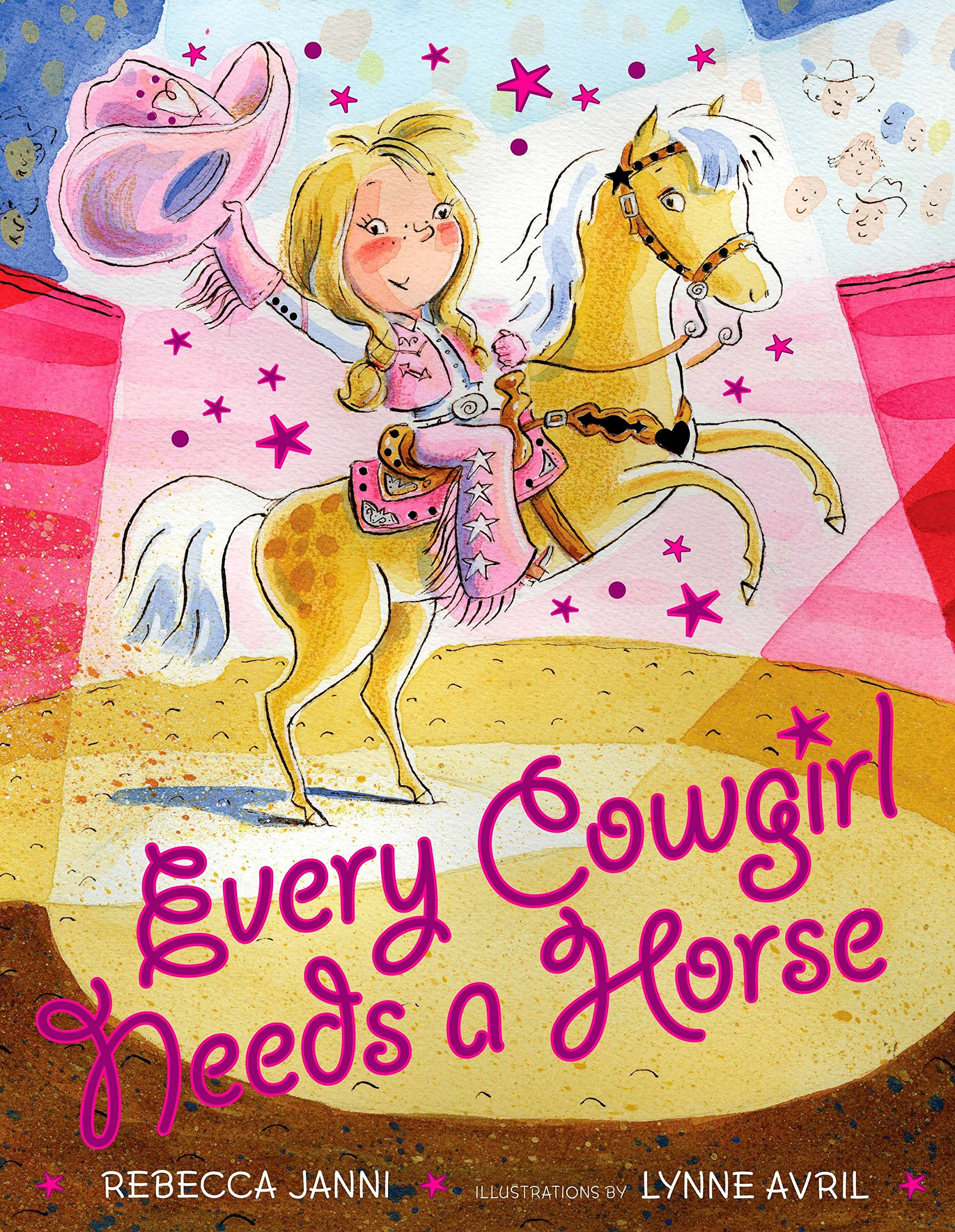 Every Cowgirl Needs a Horse by Dutton Juvenile (Image #1)