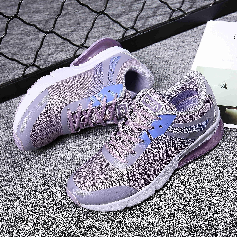 SOLLOMENSI Zapatillas para Hombre Calzados de Running Correr en Asfalto Monta/ña Atletismo Aire Libre y Deporte Deportivas Gimnasio Sneakers Transpirables Zapatos Casual