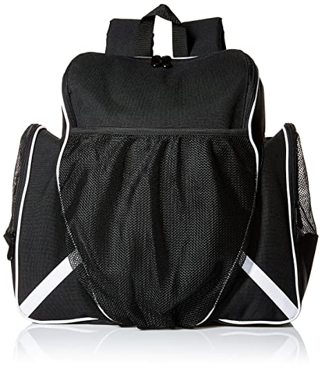 f7a520218dde Amazon.com   Augusta Sportswear Augusta Tri-Color Ball Backpack ...