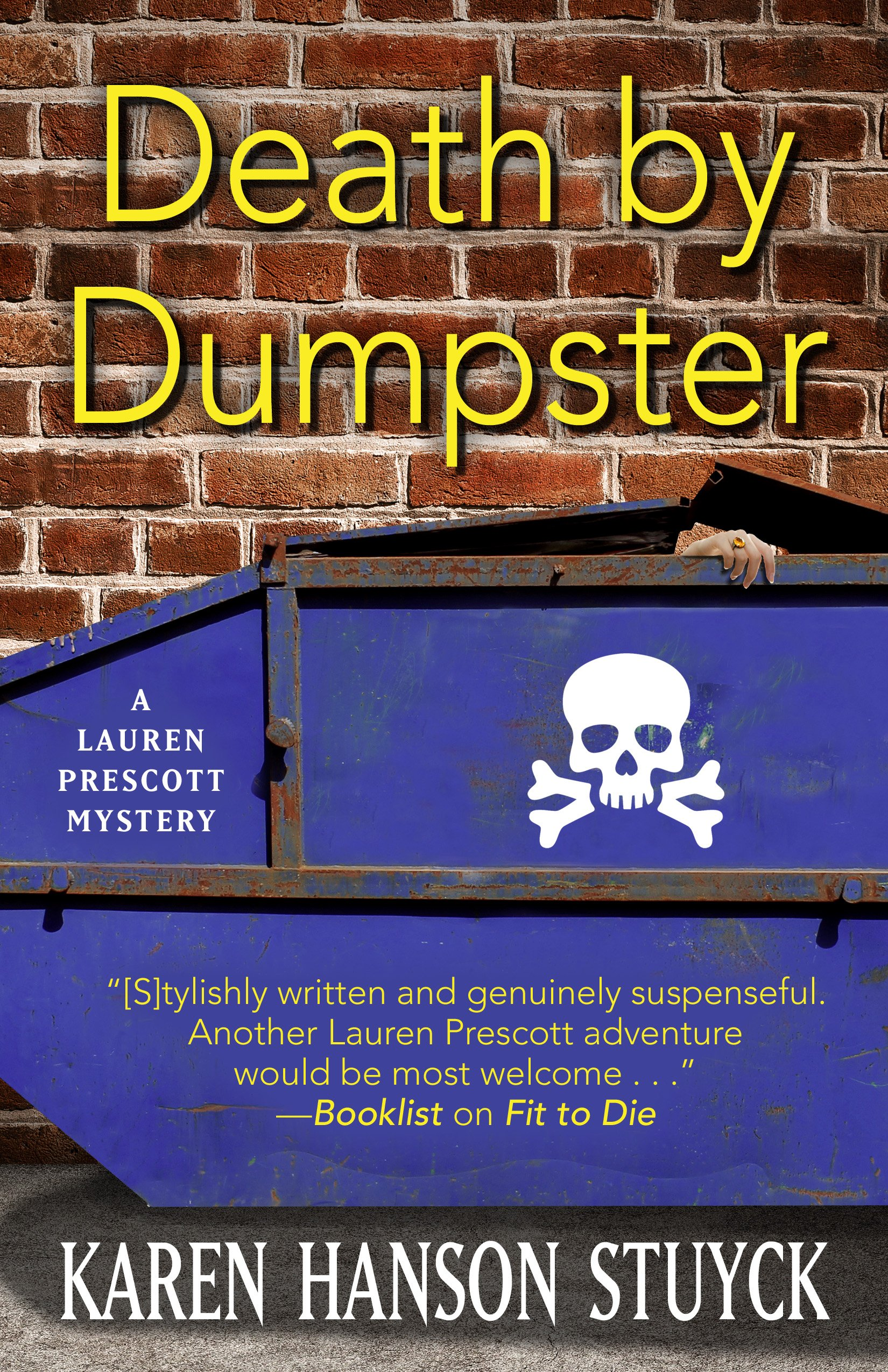 Death by Dumpster (A Lauren Prescott Mystery) ebook