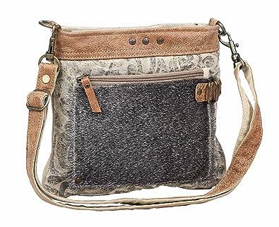 Amazon.com: Myra Bag S-1202 - Bolsa de lona para Crossbody ...