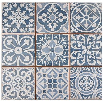Somertile Fpefaea Romania Ceramic Floor And Wall Tile 13 X 13