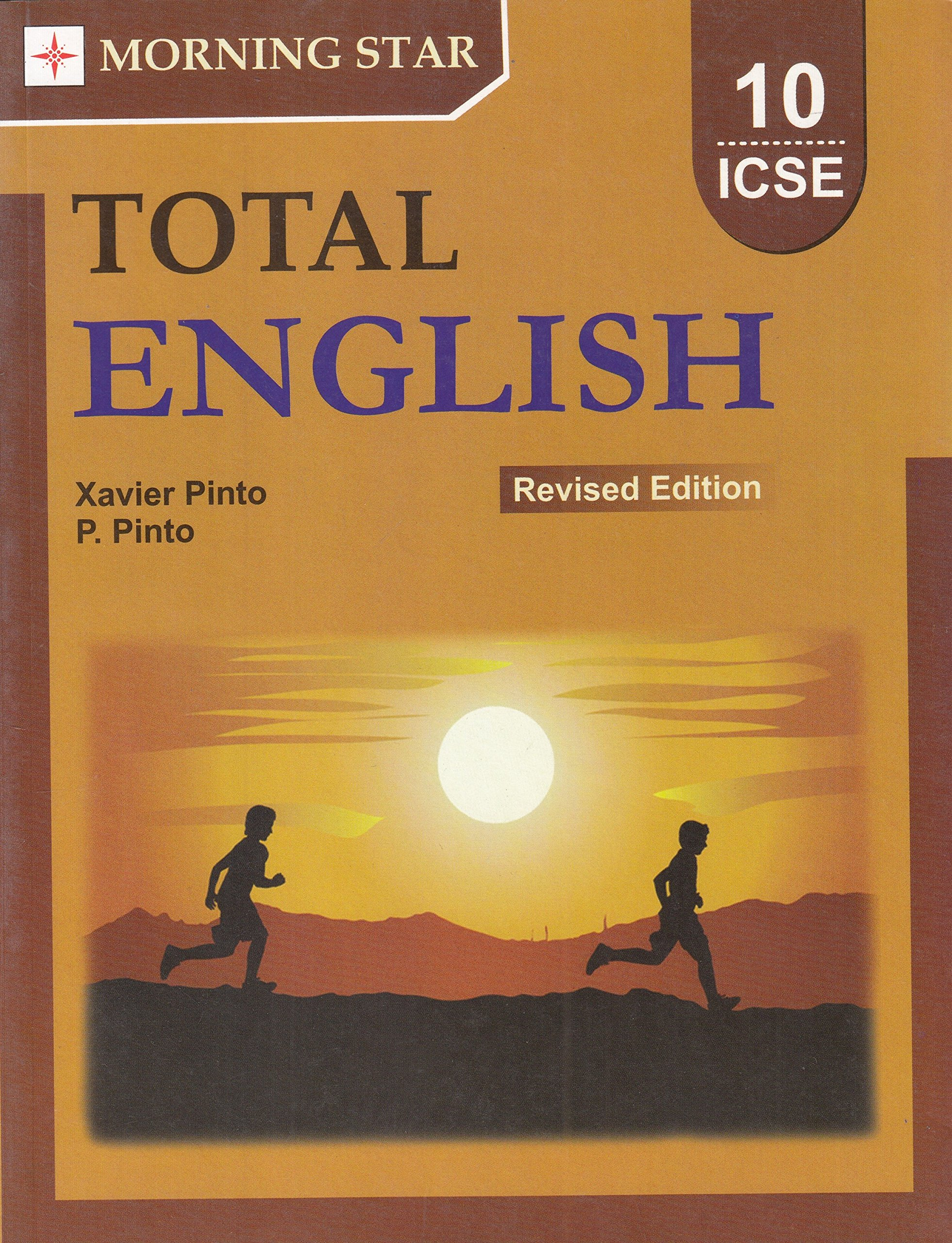 total english 10 icse solved