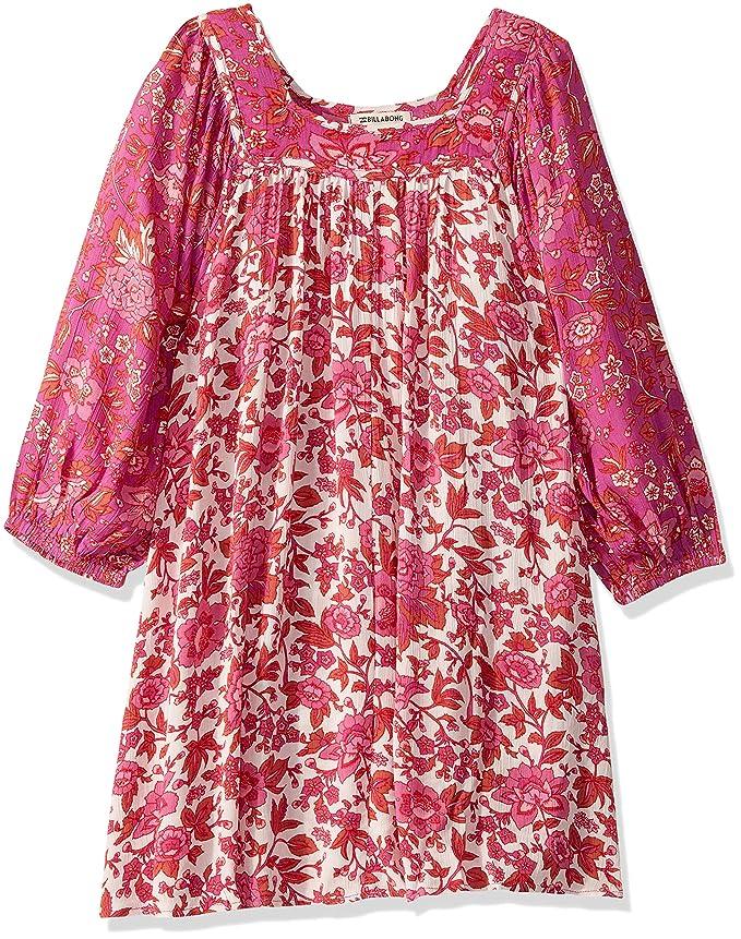 60s 70s Kids Costumes & Clothing Girls & Boys Billabong Girls Big Hippie Dippie Dress $39.99 AT vintagedancer.com