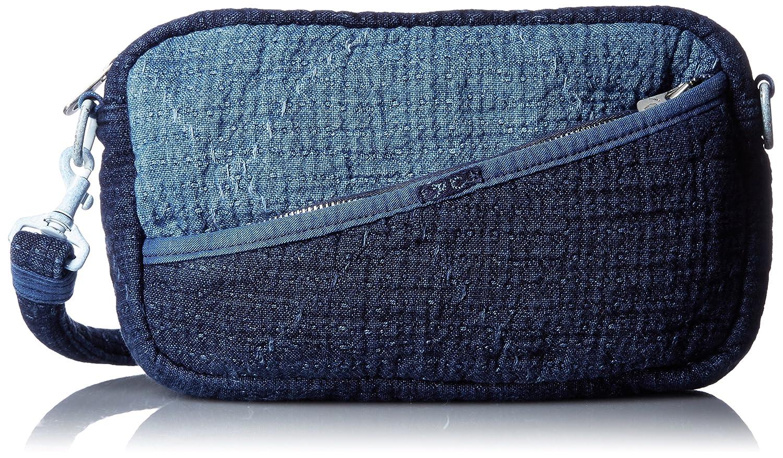 [ポータークラシック]Porter Classic 2WAY ショルダーバッグ SASHIKO SHOULDER BAG PC-032-604 B01N7G9DS5ニューブルー
