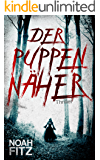 DER PUPPENNÄHER  (KLARA)  Ein-Mike-Wedekind-Thriller #2 (German Edition)