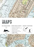 Maps #60: Gift wrapping paper book (Gift & Creative Paper Books)