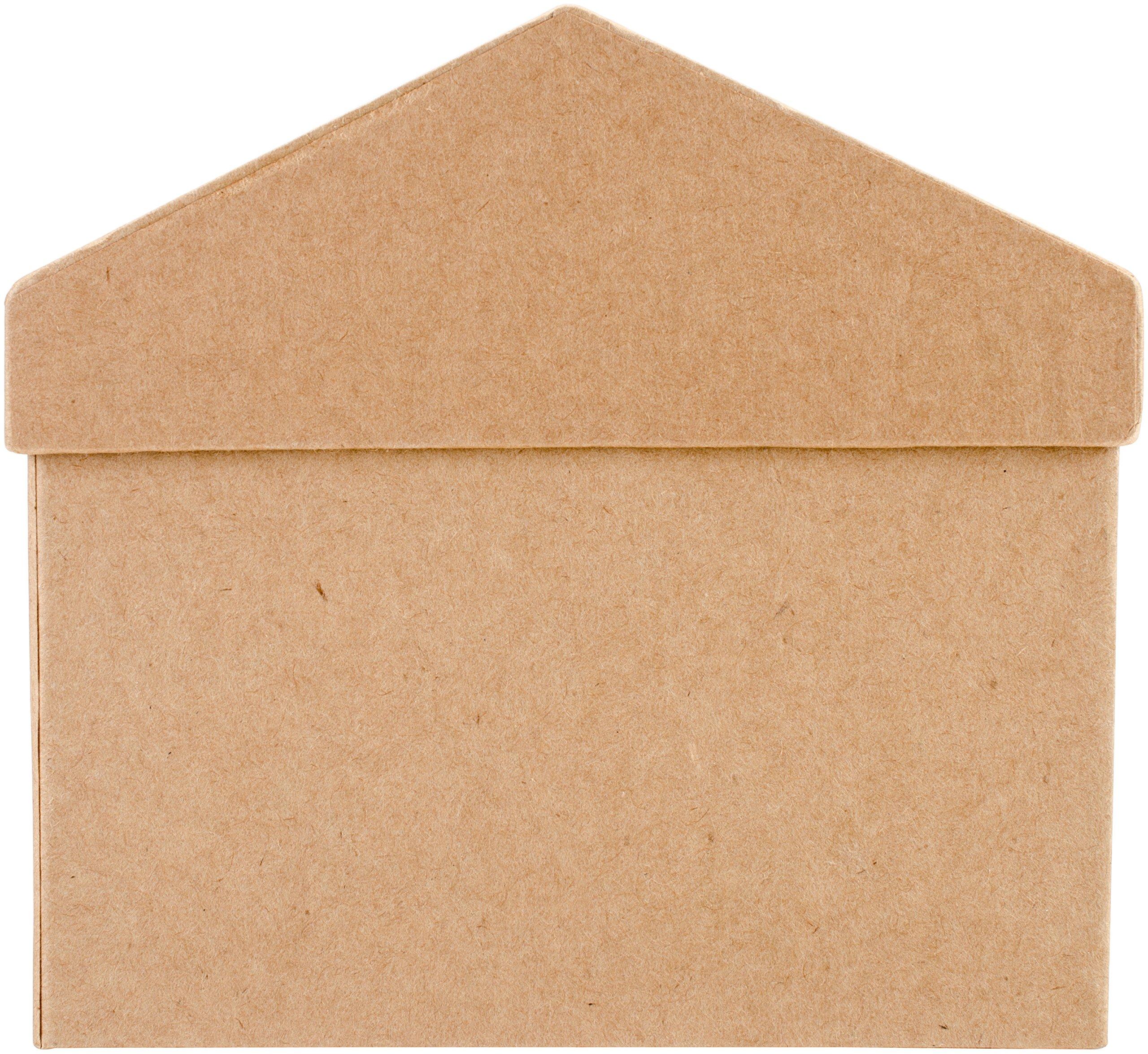 Art Alternatives MVPM06216 Paper-Mache House Box Set 5/Pkg