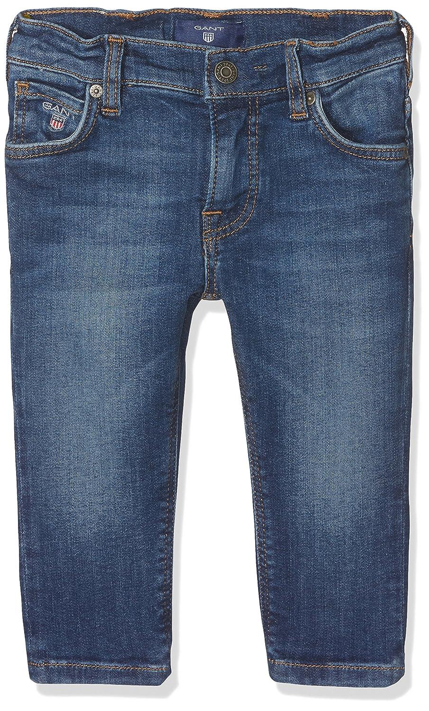 Gant Baby Boys' Denim Jeans Na (Size: 9836M) 710002