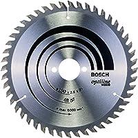 Bosch 2608640617 Lame de scie circulaire Optiline Wood 190 x 30 x 2,6 mm, 48, 1 pièce