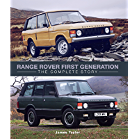 Range Rover First Generation: The Complete Story (Crowood