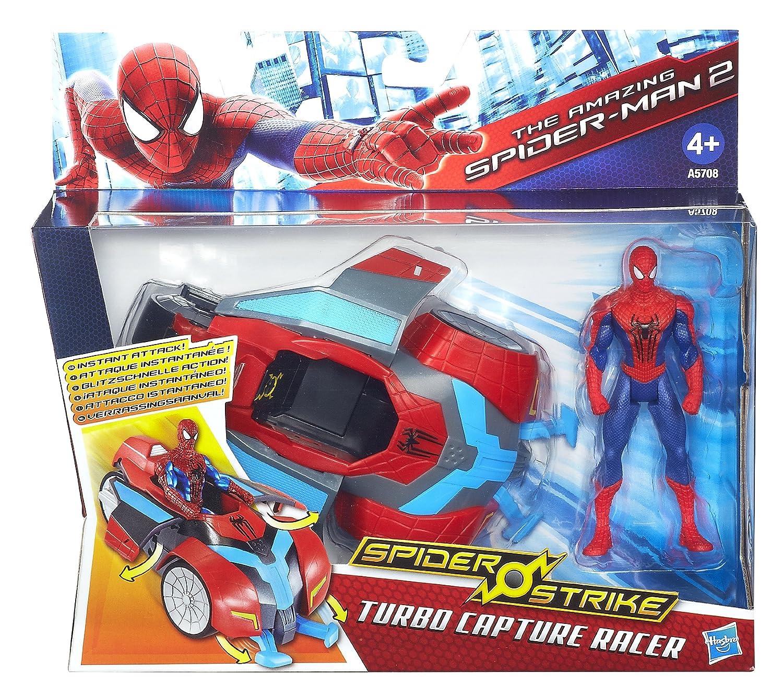 Marvel Spiderman Spider-Man - Vehículos Spider Strike (Hasbro A5706E27): Amazon.es: Juguetes y juegos