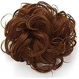 Onedor Synthetic Messy Hair Bun Extension Chignon Hair Piece Wig