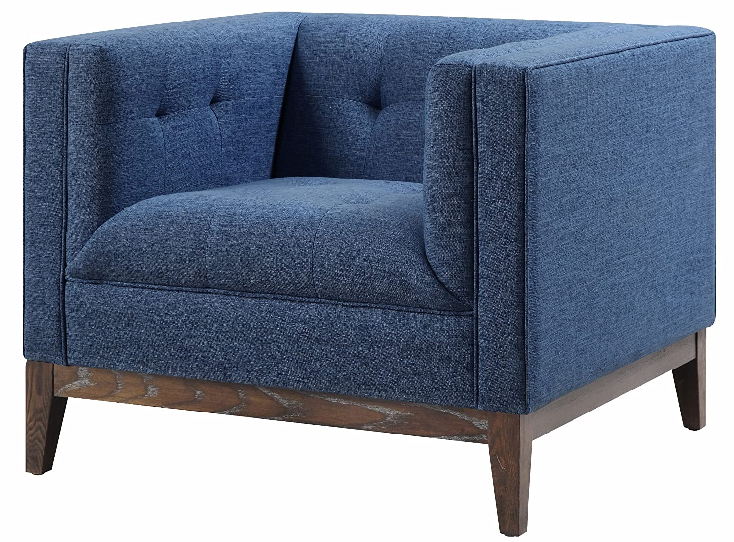 Amazon.com: Tov Furniture The Gavin Collection Mid-Century Linen ...