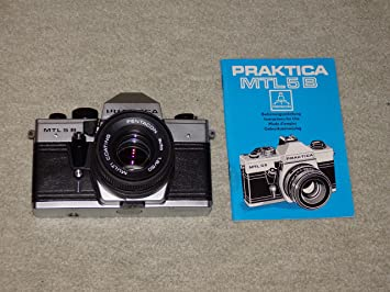 Praktica mtl shoot with personality