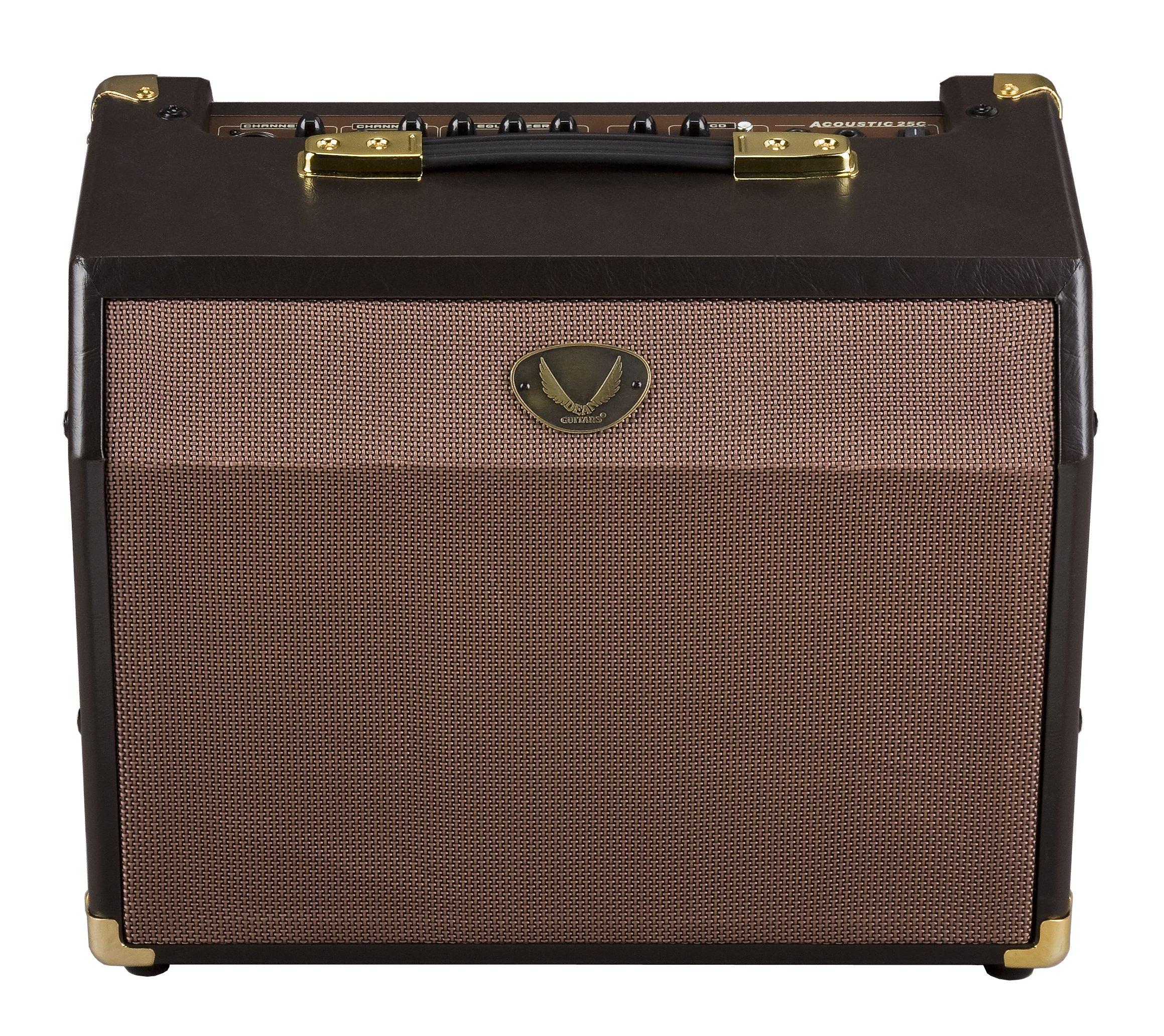 Dean DA25C Acoustic Guitar Amp 25W with Chorus by Dean Guitars
