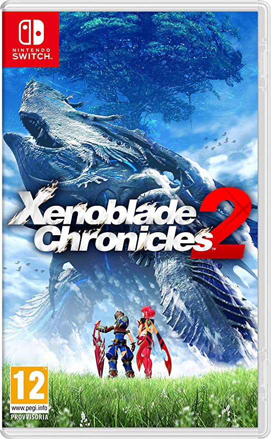 69 opinioni per Xenoblade Chronicles 2- Nintendo Switch