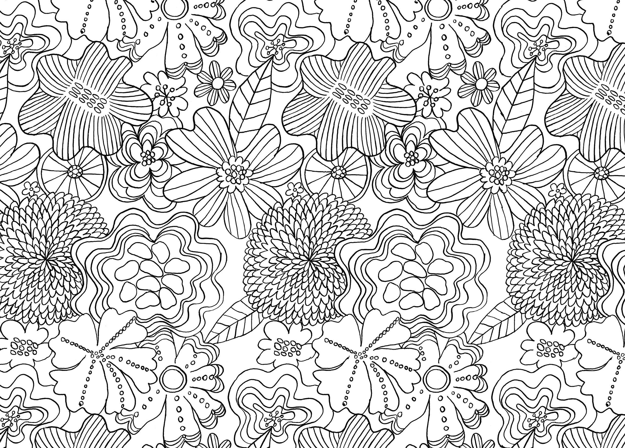 the mindfulness colouring book anti stress art therapy for busy