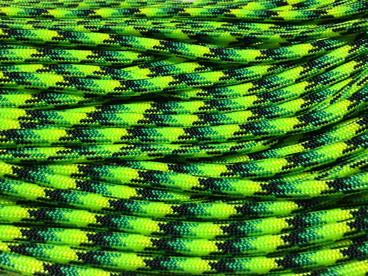 100ft Type III Gecko Paracord 550 Parachute Cord 7 Strand Made in USA