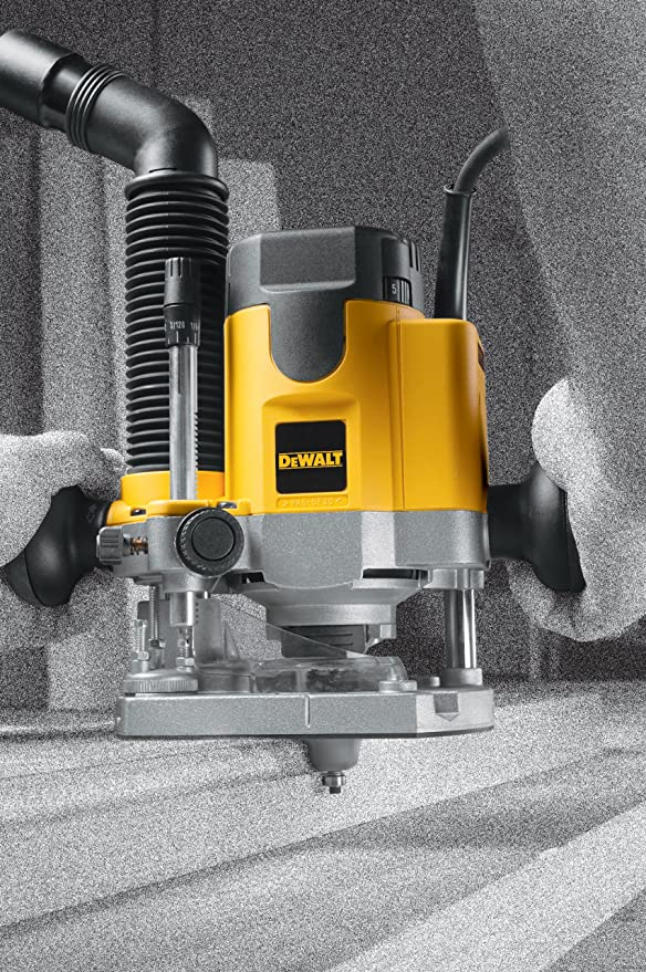 Dewalt dw621 2 horsepower plunge router power routers amazon greentooth Image collections
