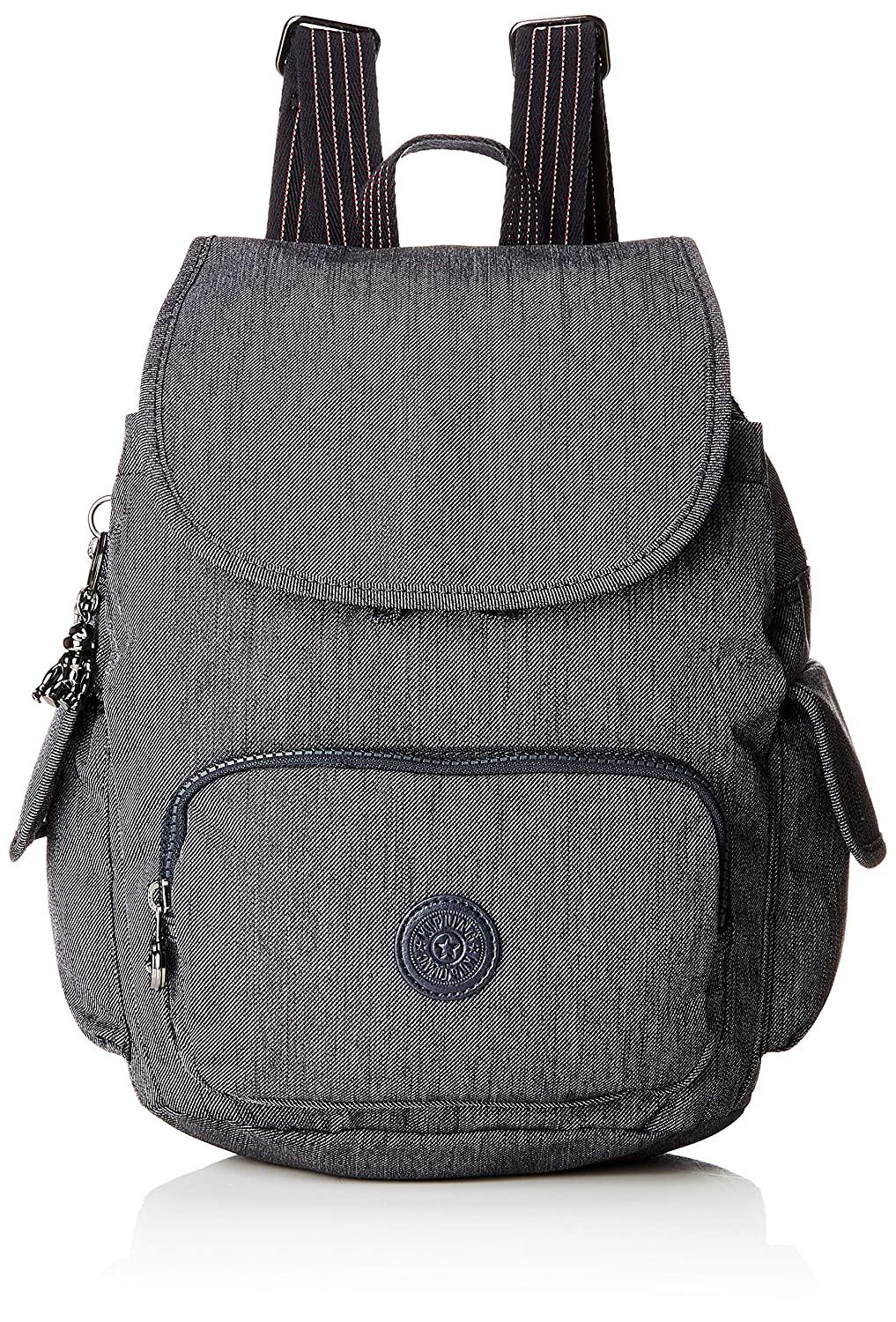 aca9a57d9f Amazon.com: Kipling CITY PACK S Active Denim: Clothing