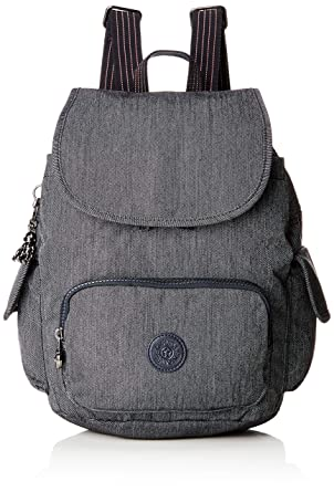 aa5fb7ef6b Image Unavailable. Image not available for. Color: Kipling CITY PACK S  Active Denim