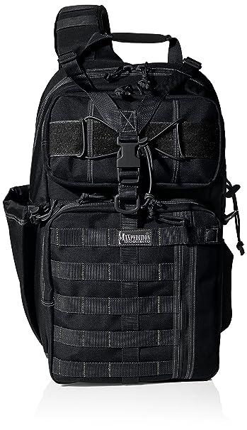 Maxpedition Kodiak Gearslinger - Mochila, tamaño 11l, color negro: Amazon.es: Deportes y aire libre