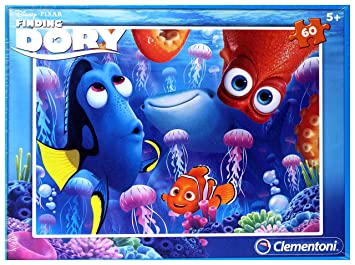 Disney Buscando 60pzAmazon A Y Juegos Puzzle Dory esJuguetes QshrCdt