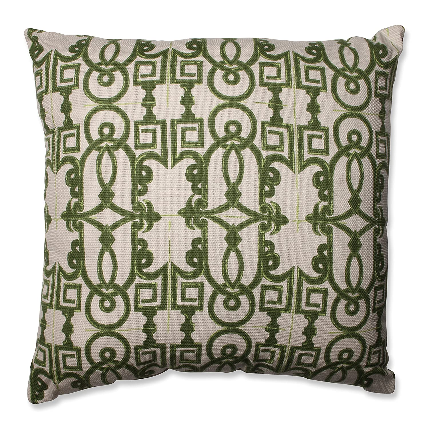 580951 Pillow Perfect Seville Olive Throw Pillow 18 18 Inc
