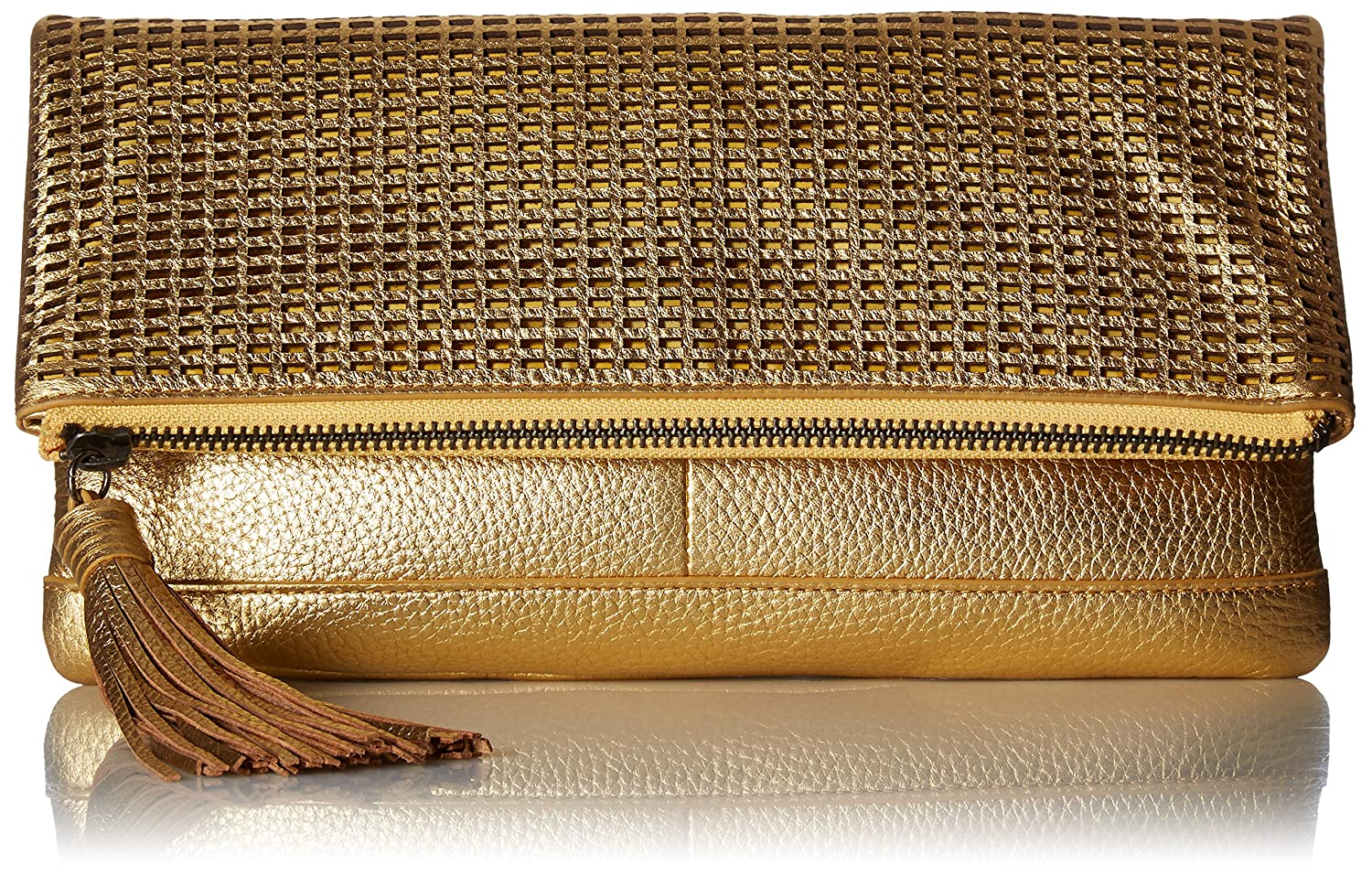 Badgley Mischka Blake Clutch Gold BLBG10117