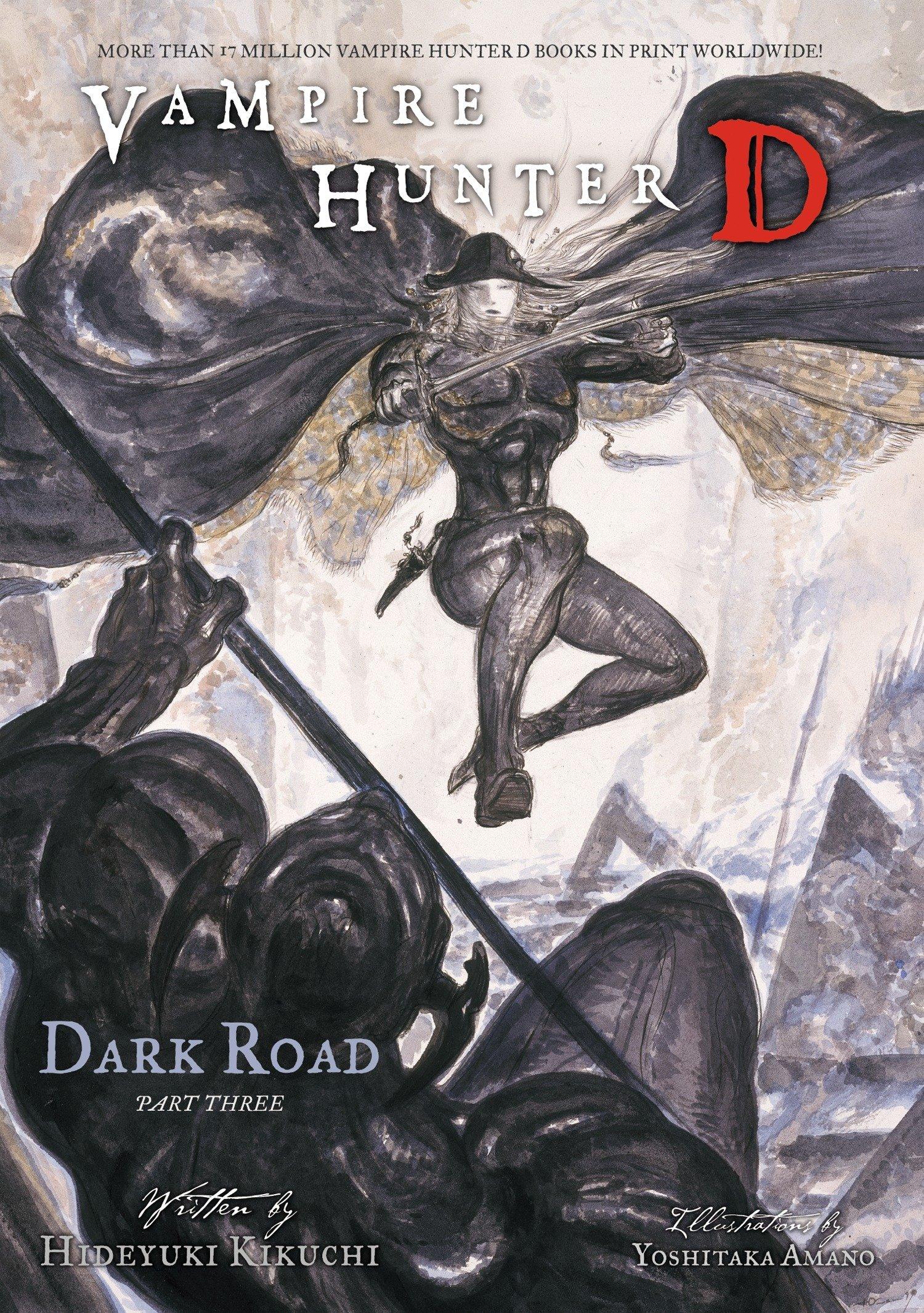 Download Vampire Hunter D, Vol. 15: Dark Road, Part 3 PDF
