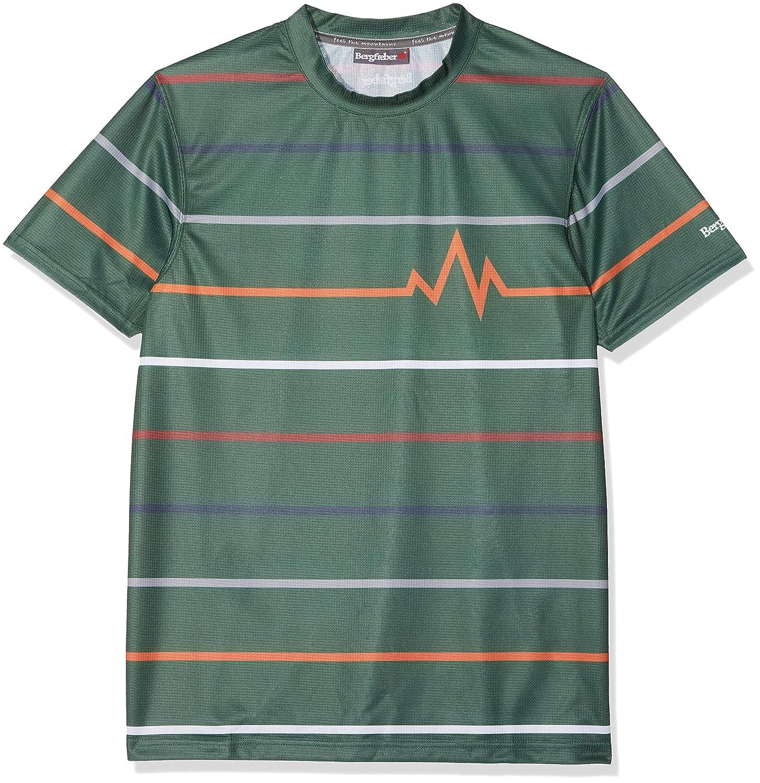 Bergfieber Montagne fièvre Lys Multi Sport Garçon T-Shirt S, M, L ou XL