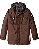 Walls Men's Big and Tall Cut and Shoot Modern Work Hooded Coat