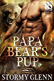 Papa Bear's Pup (Siren Publishing The Stormy Glenn ManLove Collection)
