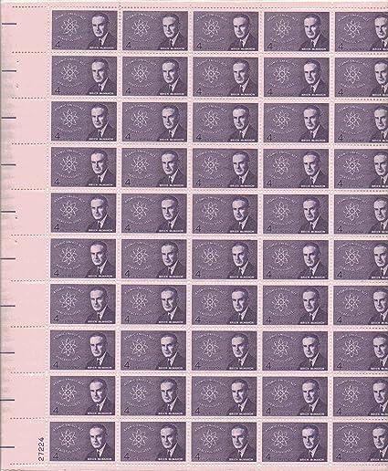 Amazon Brien Mcmahonatomic Symbol Of 50 X 4 Cent Us Postage