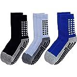 Deluxe Anti Non Skid Slip Slipper Hospital Socks with grips for Adults Men Women