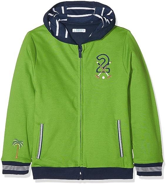 Mayoral 3464, Chaqueta Scout para Niños, Verde (Palmera), 7 años (