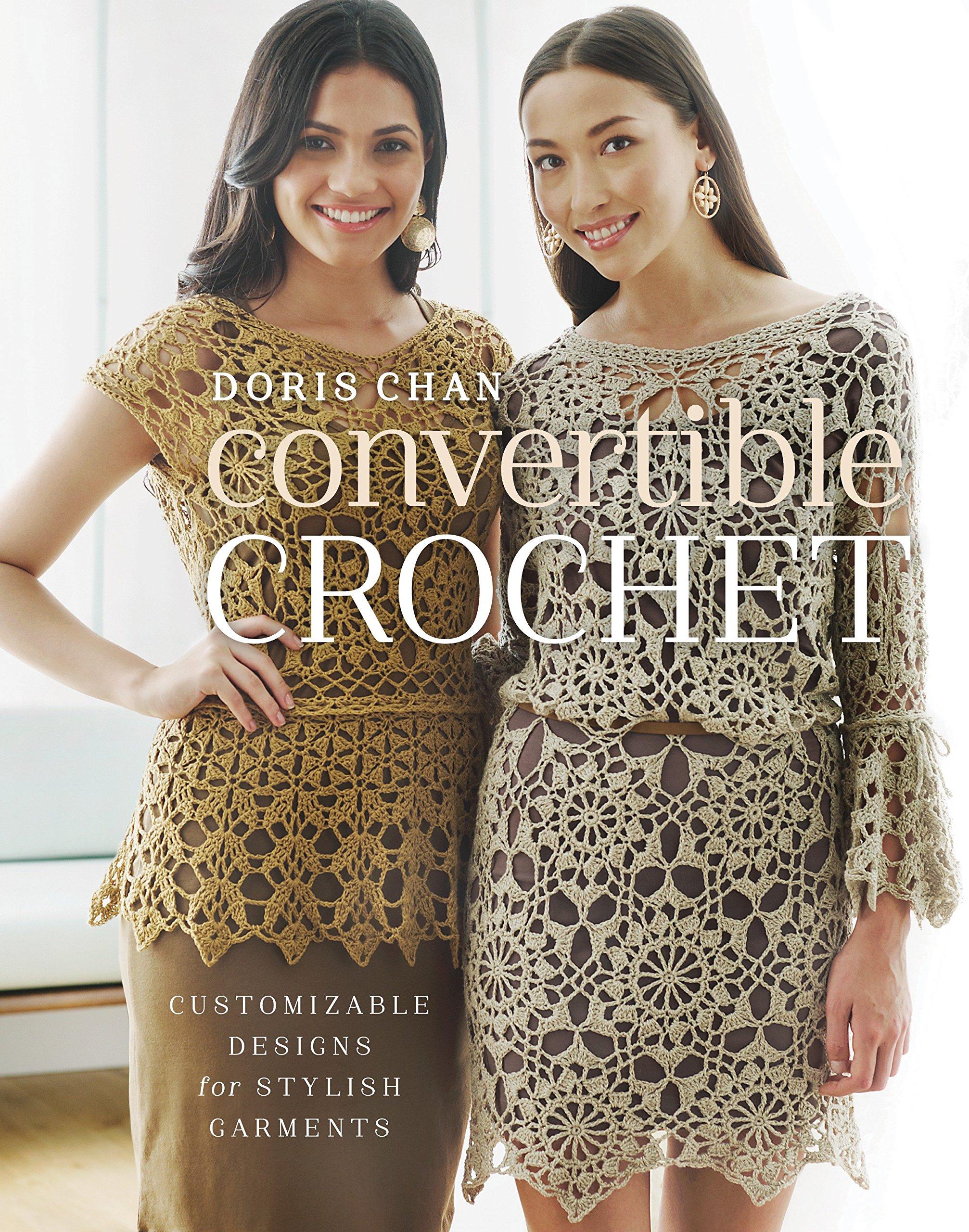 Convertible Crochet: Customizable Designs for Stylish Garments